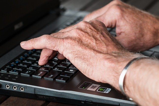 seniors making money online