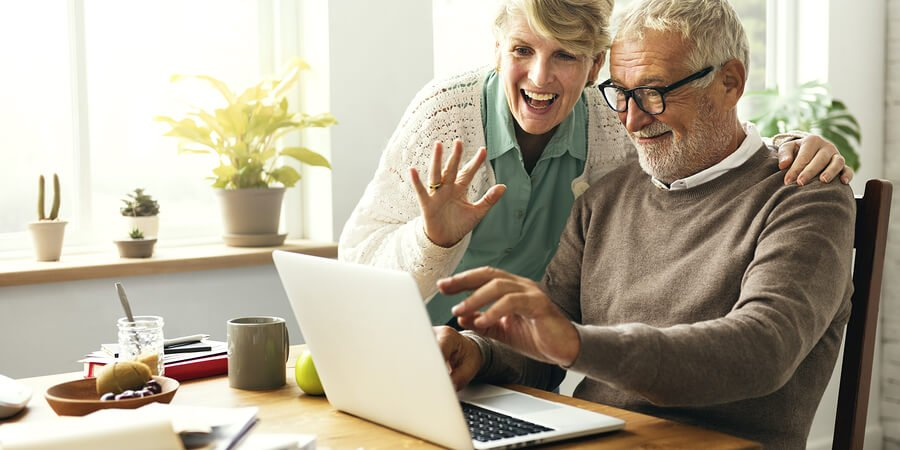 online marketing for seniors